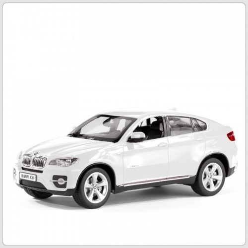 BMW X6 RC Auto 1:14 Wit