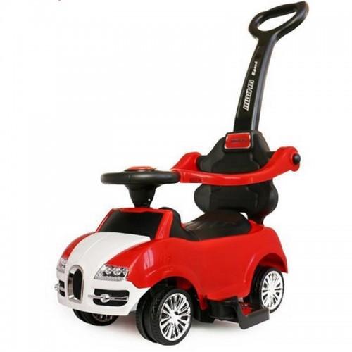 Loopauto limo rood