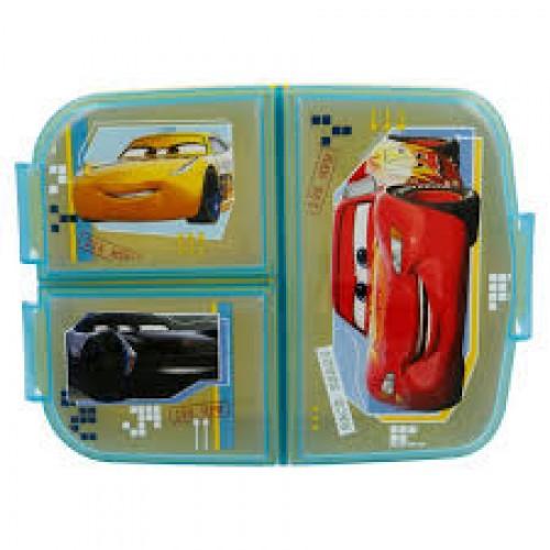 Disney Cars lunch box Race ready 3 vaks