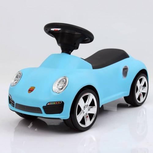 Loopauto baby blauw
