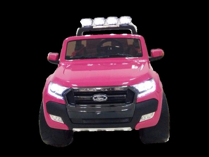 Ford Ranger 2-Zitter Accu Auto Roze