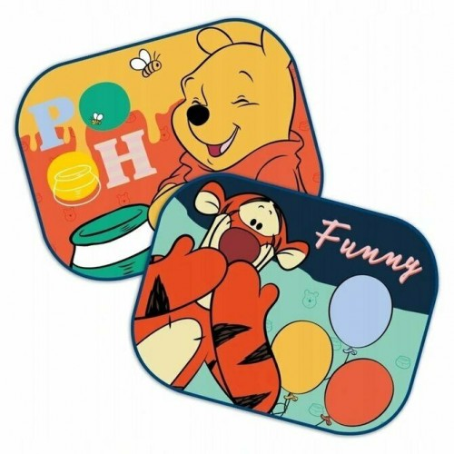 Auto Zonnescherm van Winnie the Pooh