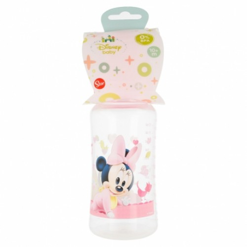 Minnie Mouse Babyflessen set van 3