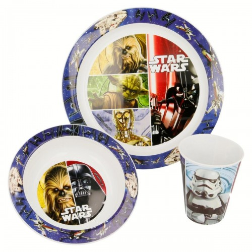 Stars wars  ontbijt set