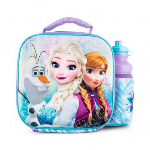 Disney frozen 3D lunch set
