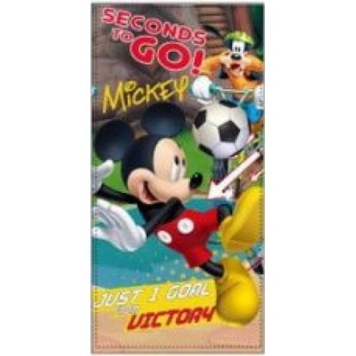 Disney Mickey Mouse strandlaken 140 x 70 cm