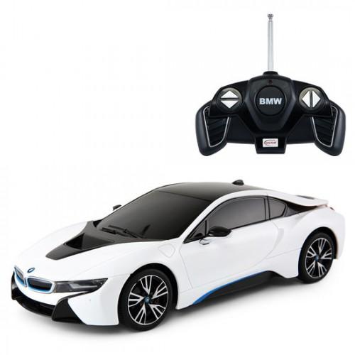 Radio Control BMW i8 Wit 1:14