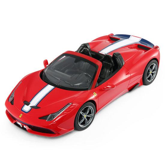 Rode rc auto