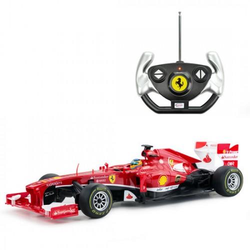 Radio Control Ferrari F1 Rood 1:12