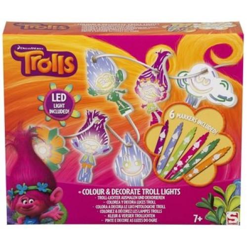 Trolls Kleur Lichtset - LED