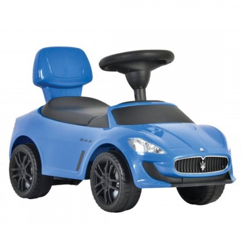Maserati  Loopauto Blauw