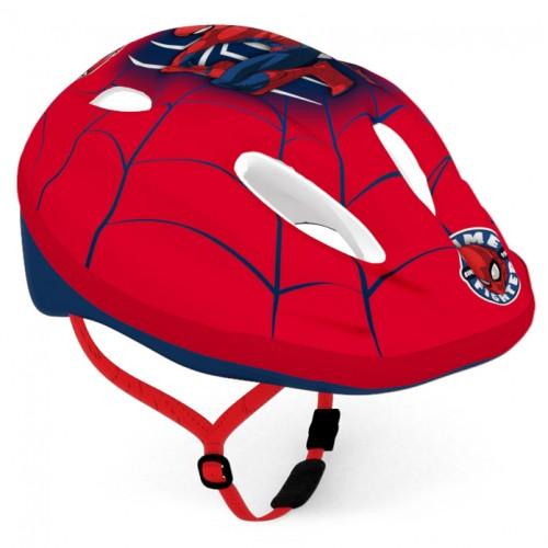 Spider-man fietshelm