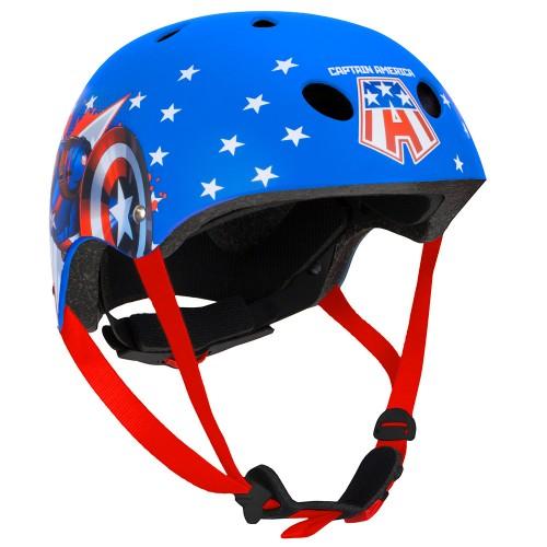 Captain America sport helm