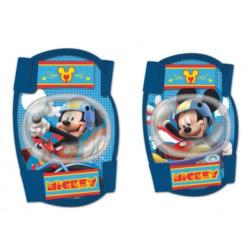 Mickey mouse  knie en elleboogbeschermers