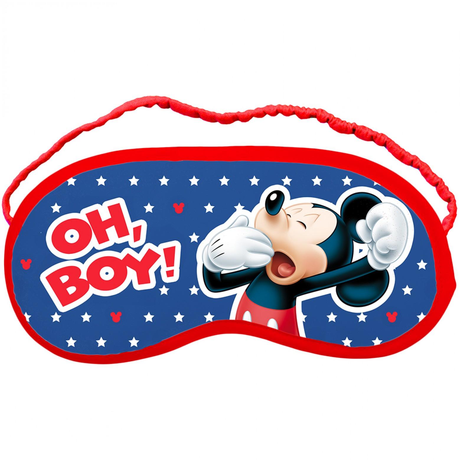 Mickey mouse slaapmasker