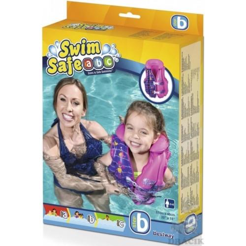Bestway swim safe zwemvest 3-6 jaar