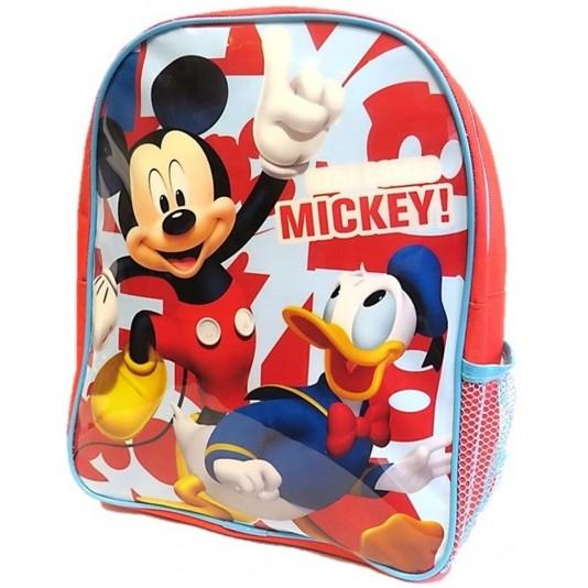 Mickey mouse en Donald rugzak