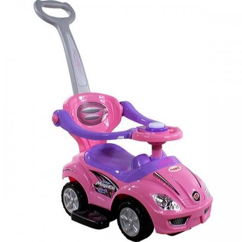 Kleine loopauto- Rose