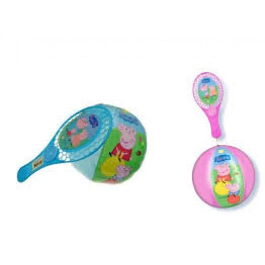 Peppa Pig Tap Ball Blauw