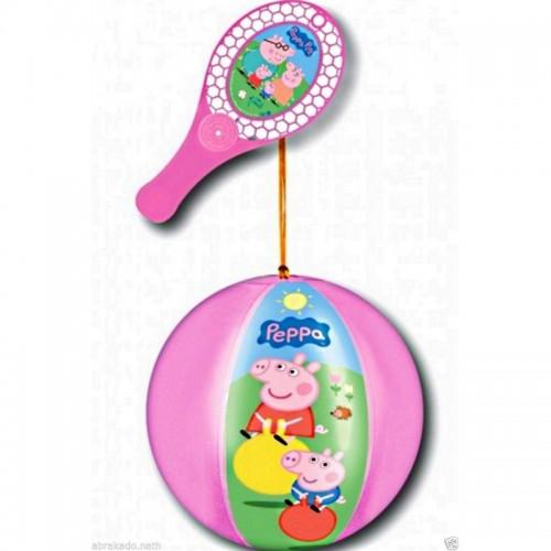 Peppa Pig Tap Ball Roze