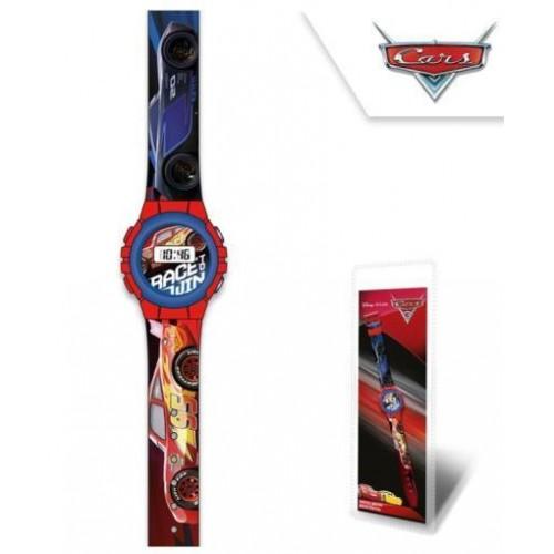 Disney Cars digitaal horloge