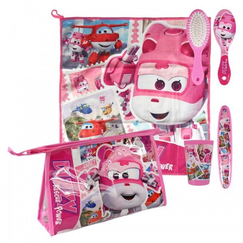 Super Wings Dizzy toilettas