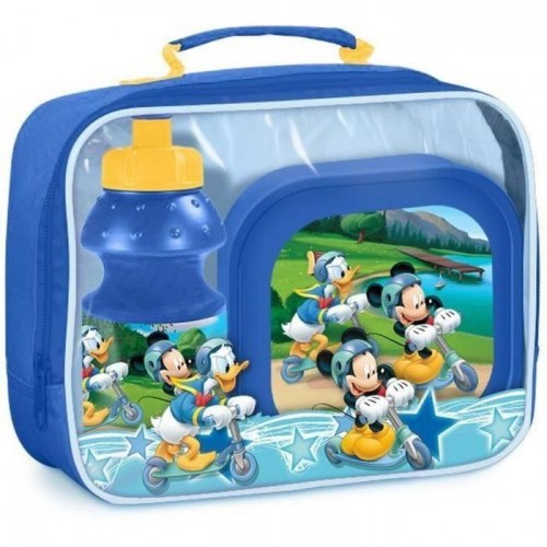 Mickey Mouse 3-delig lunchset