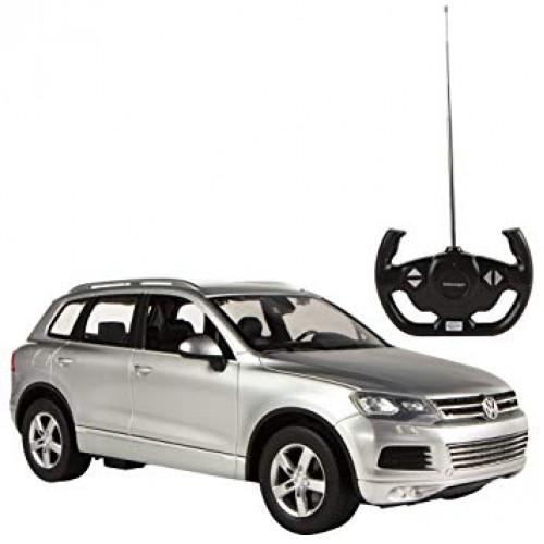 Radio Control Volkswagen Touareg silver 1:14