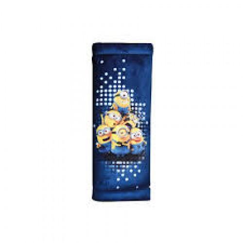 Minions  gordelbeschermer blauw