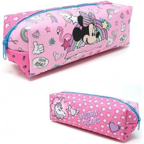 Minnie Mouse en Unicorn etui