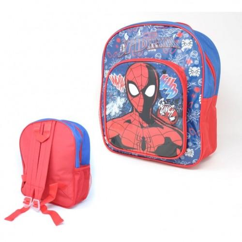 Marvel Spider-man rugzak met voorvak