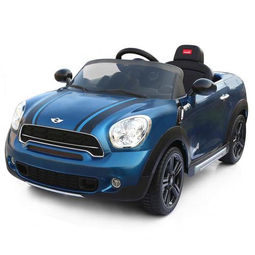 Mini Countryman Accu Auto Blauw