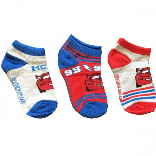Cars sokken 3 paar 23/26