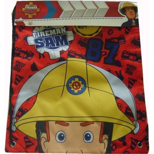 Brandweerman Sam gymtas 3+