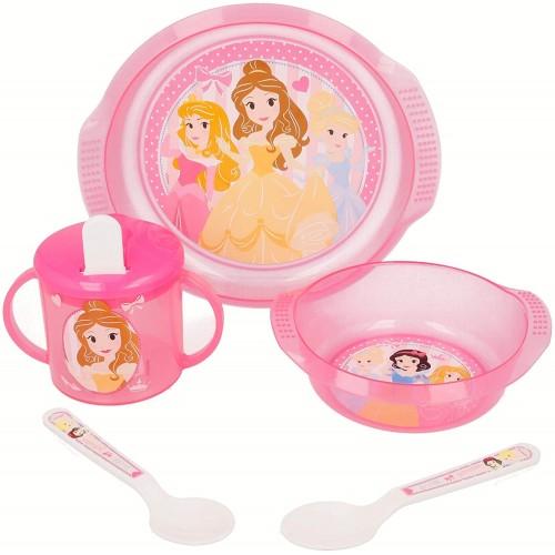Disney Princess magnetron bestendig ontbijt set