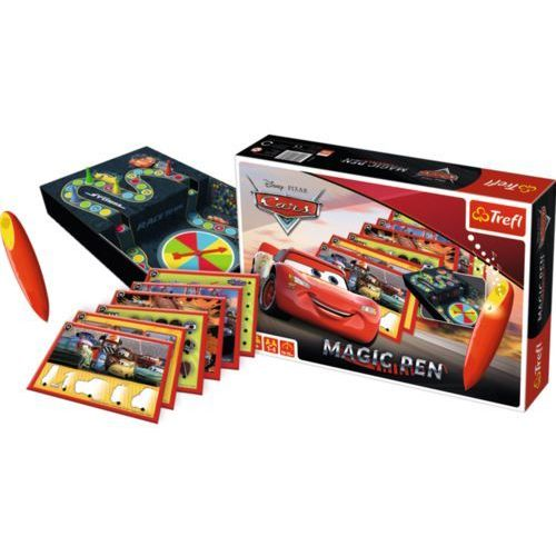 Cars magic pen Bordspel 5+