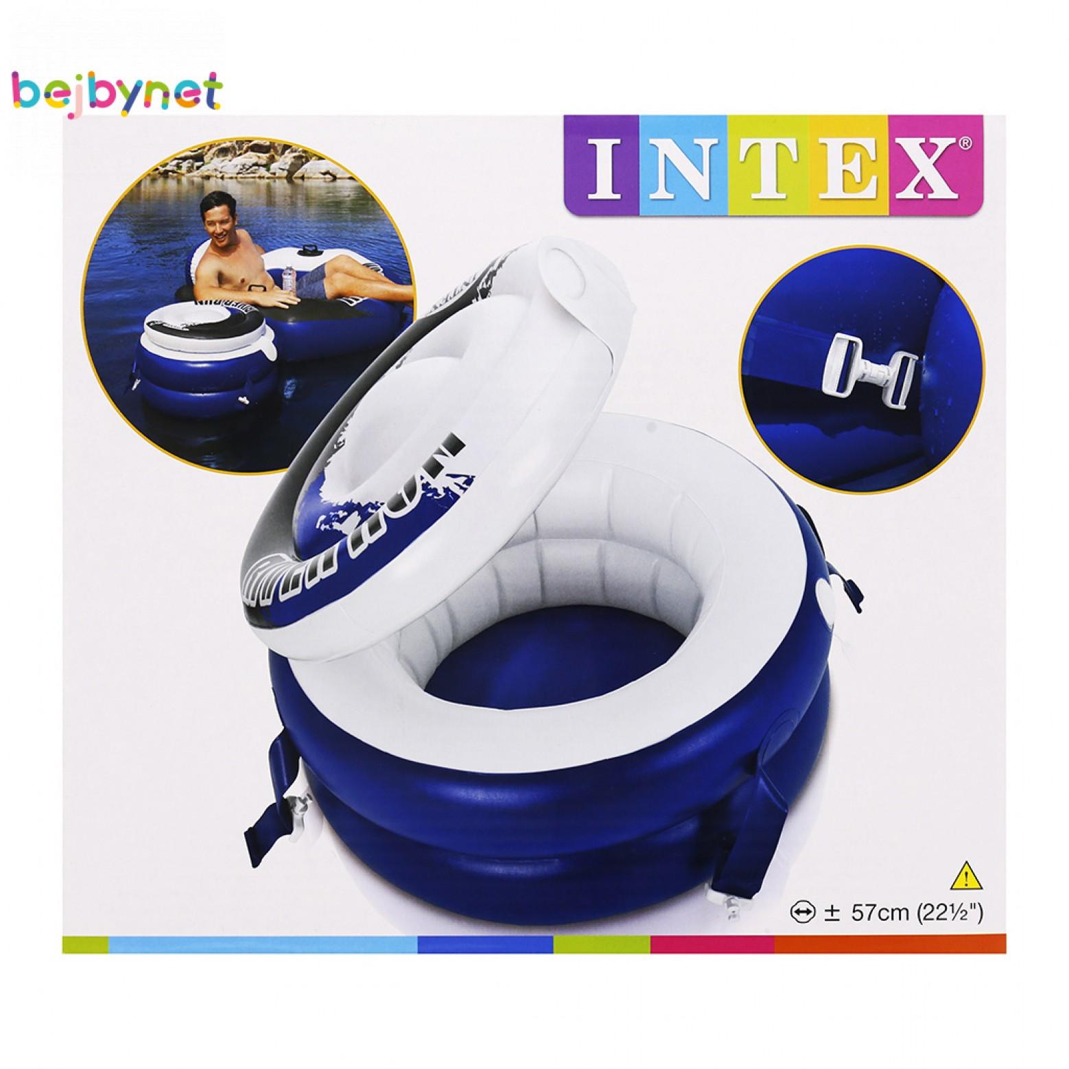 Intex opblaasbare koelbox 57 cm