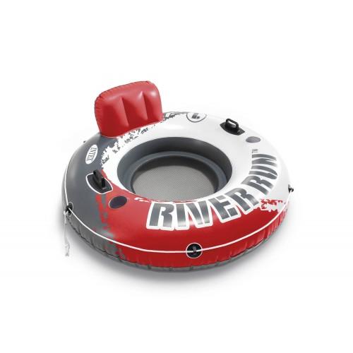 Intex River Run Zwemband 135 cm rood