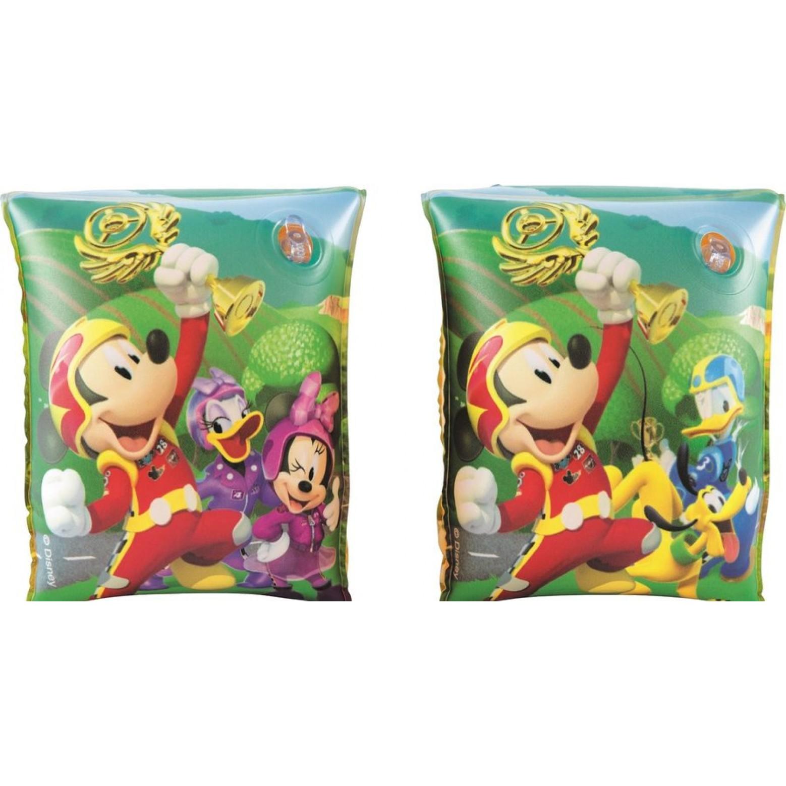 Bestway Mickey Mouse zwembandjes 3-6 jaar 23 x 15 cm