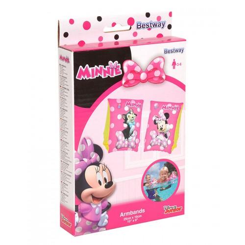 Bestway Disney Minnie Mouse zwembandjes 3-6 jaar 25 x 15 cm