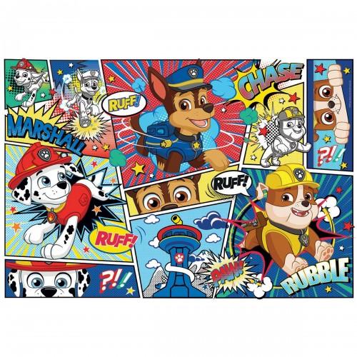 Clementoni Paw Patrol Comic puzzel 104 stukjes 6+