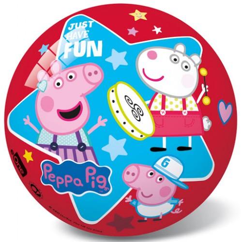 Peppa Pig plastic speelbal 18 cm
