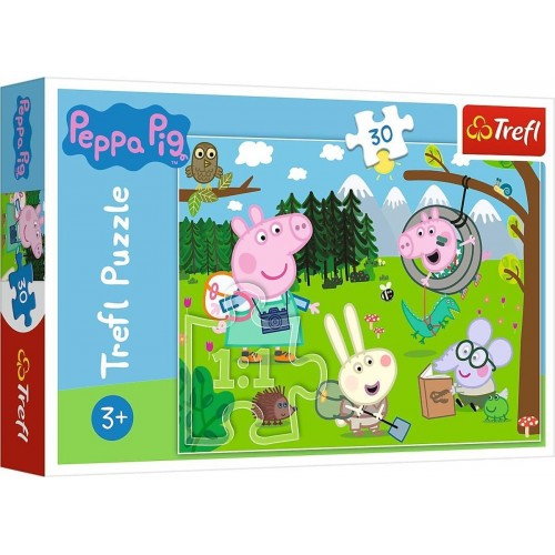Peppa Pig puzzel 30 stukjes 3+