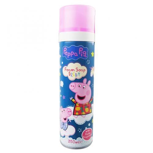 Peppa Pig zeepschuim 3 x  250 ml