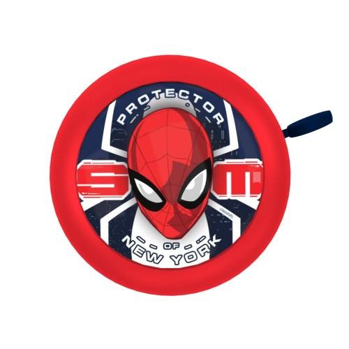 Spiderman fietsbel