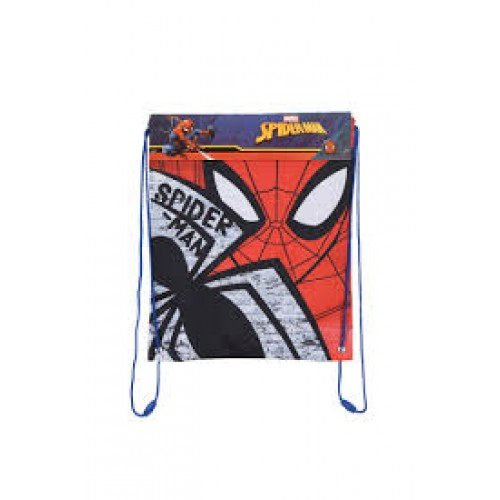 Marvel Spiderman gymtas