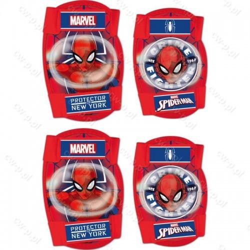 Marvel Spiderman knie en ellenboog beschermers