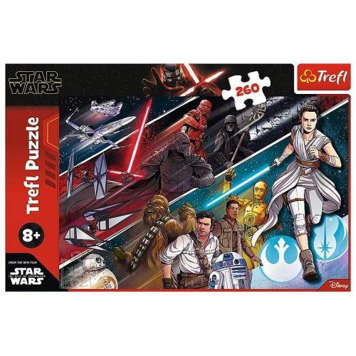 Star Wars puzzel 260 stukjes 8+
