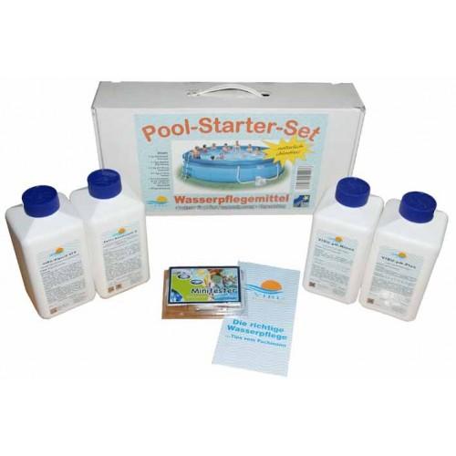 Zwembad starter set zuurstof/Ph