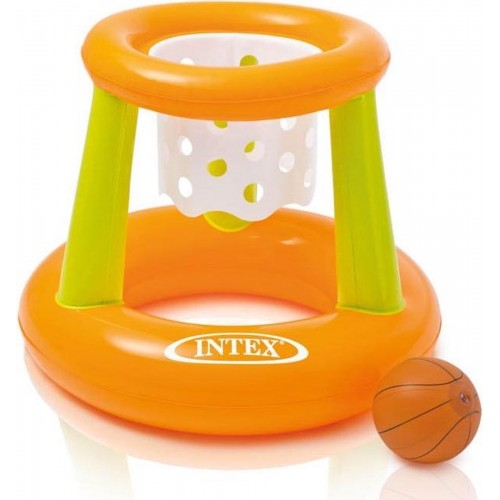 Intex waterbasketbal set 3+